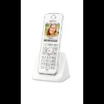 AVM FRITZ!Fon C4 International Teléfono DECT Blanco Identificador de llamadas