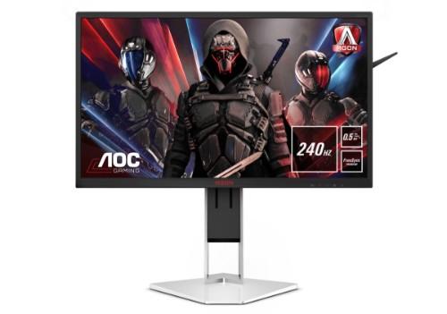 AOC AGON 1 AG251FZ2E computer monitor 62.2 cm (24.5