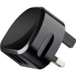 Microconnect PETRAVEL36B mobile device charger Indoor Black