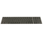HP 683491-B31 QWERTY Dutch Black keyboard