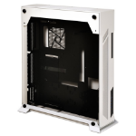 Lian Li PC-O7SW Midi-Tower Black,White computer case