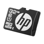 Hewlett Packard Enterprise 32GB microSD Mainstream Flash Media Kit Flash Speicher MicroSDHC Klasse 10 UHS