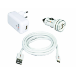Neoxeo X250A25019 Auto White mobile device charger