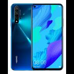 """Huawei nova 5T 15.9 cm (6.26"""") 6 GB 128 GB Dual SIM 4G USB Type-C Blue Android 9.0 3750 mAh"""