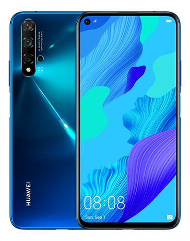 Huawei nova 5T 15.9 cm (6.26