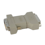 StarTech.com DVI-I to DVI-D Dual Link Video Cable Adapter F/M