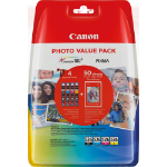 Canon CLI-526 C/M/Y/BK 9ml 9ml Black, Cyan, Yellow, Magenta ink cartridge 4540B018