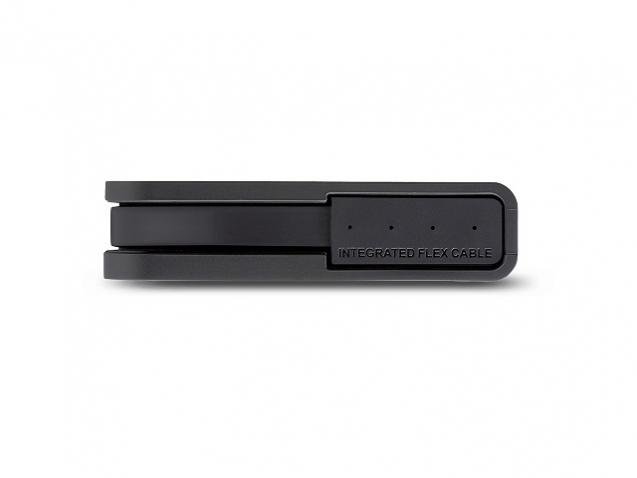 Buffalo HD-PZFU3 Micro-USB B 3.0 (3.1 Gen 1) 500GB Black
