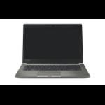 "Toshiba Portégé Z30-E-12L Portátil Plata 33,8 cm (13.3"") 1920 x 1080 Pixeles 8ª generación de procesadores Intel® Core™ i7 16 GB DDR4-SDRAM 512 GB SSD Wi-Fi 5 (802.11ac) Windows 10 Pro"