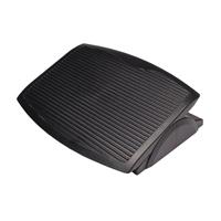 Contour Black Professional Footrest