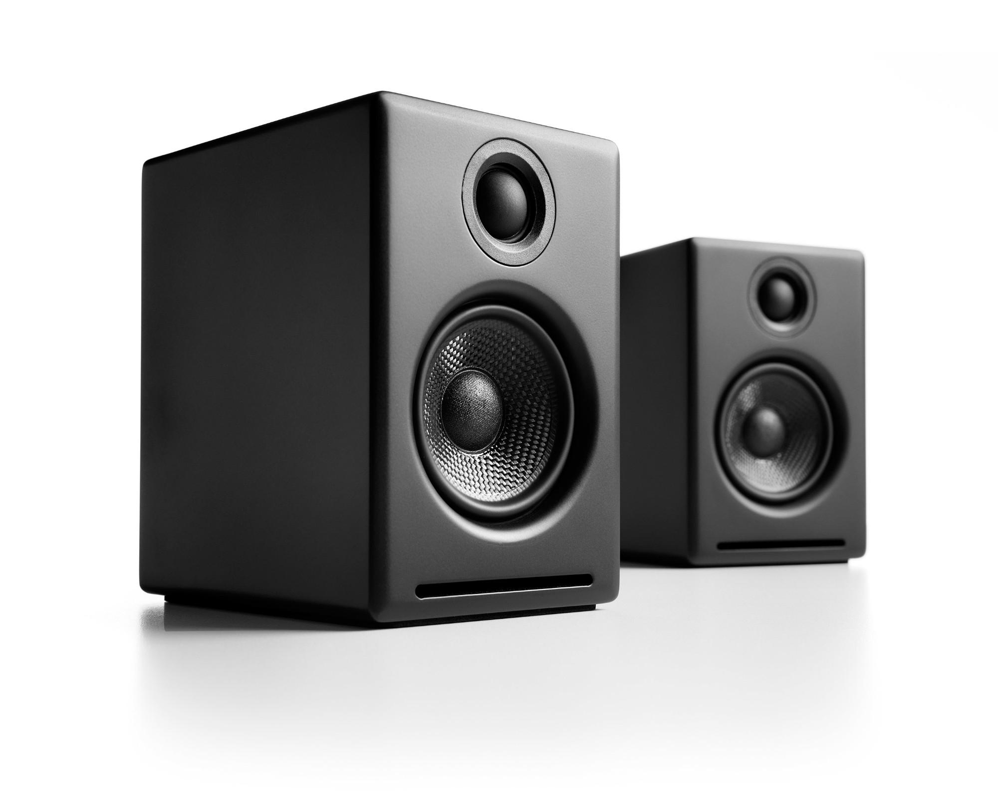Audioengine A2+ 15W Black loudspeaker