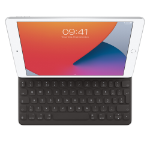 Apple MX3L2PO/A mobile device keyboard Black Smart Connector QWERTY Portuguese