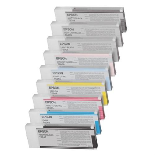Epson C13T606300 (T6063) Ink cartridge magenta, 220ml