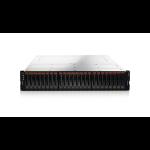 Lenovo Storage V3700 V2 XP Rack (2U) Black, Silver disk array