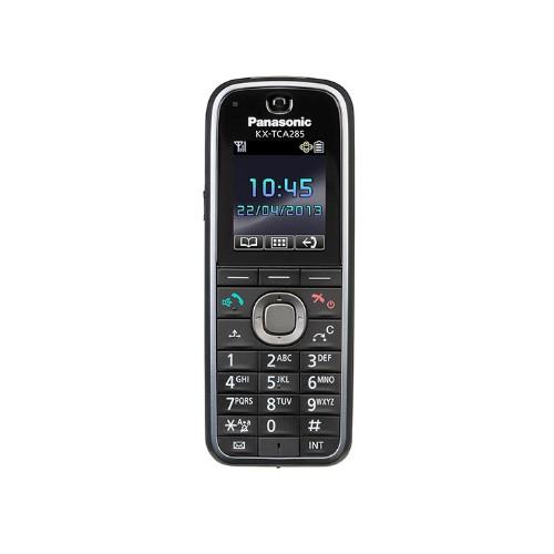Panasonic KX-TCA285 DECT telephone handset Caller ID Black