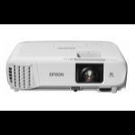 Epson EB-W39 data projector 3500 ANSI lumens 3LCD WXGA (1280x800) Desktop projector White