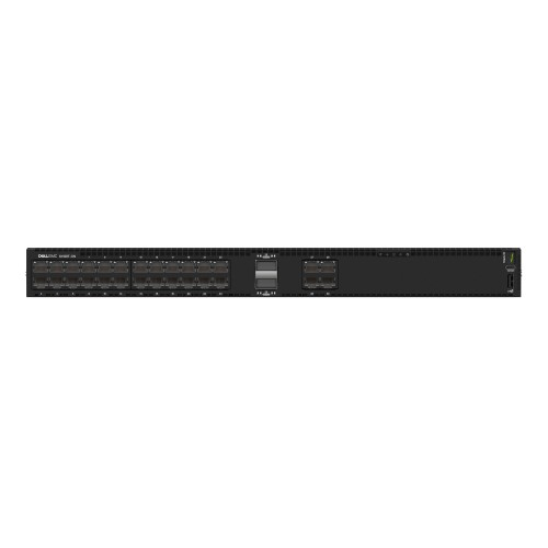 DELL S-Series S4128T Managed L2/L3 10G Ethernet (100/1000/10000) 1U Black