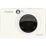 Canon Zoemini S instant digital camera 50.8 x 76.2 mm White