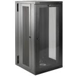 Tripp Lite SRW26USDPG rack 250 lbs (113.4 kg) Wall mounted rack 26U Black