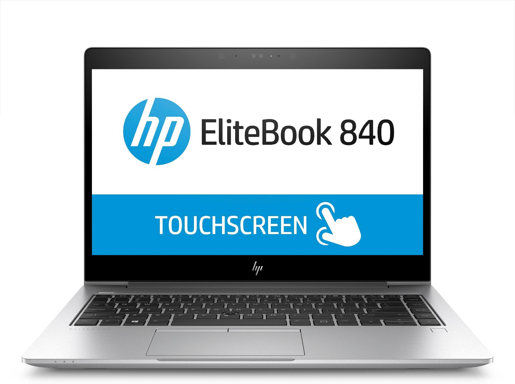 HP EliteBook 840 G5 Silver Notebook 35.6 cm (14