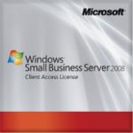 Microsoft Small Business Server 2008 Standard, OVS-NL, LIC/SA, 1 CAL, 1Y, ML