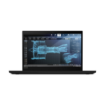 "Lenovo ThinkPad P43s Black Mobile workstation 35.6 cm (14"") 1920 x 1080 pixels 8th gen Intel® Core™ i7 8 GB DDR4-SDRAM 256 GB SSD Windows 10 Pro"