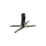 Premier Mounts MAG-PRO ceiling Black projector ceiling & wall mount