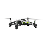 Parrot Mambo 4rotors 0.3MP 550mAh Black,White camera drone