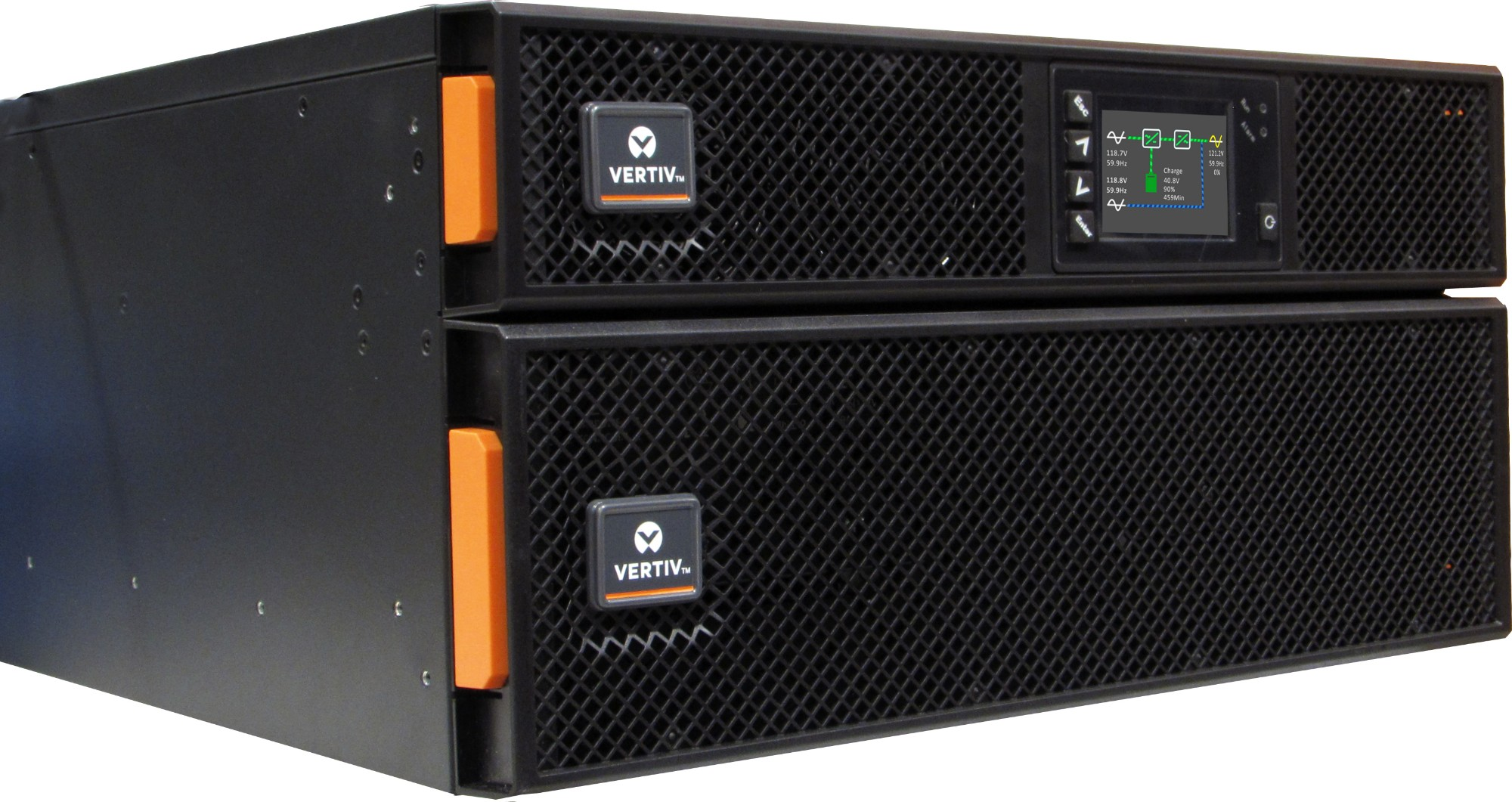Vertiv Liebert GXT5-5000IRT5UXLE sistema de alimentación ininterrumpida (UPS) Doble conversión (en línea) 5000 VA 5000 W 8 salidas AC