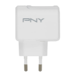 PNY P-AC-UF-WEU01-RB mobile device charger Indoor White
