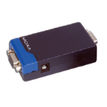 Moxa TCC-80I-DB9 serial converter/repeater/isolator RS-232 RS-422/485