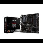 MSI B450M PRO-VDH AMD B450 Socket AM4 Micro ATX motherboard