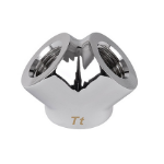Thermaltake CL-W054-CU00SL-A hardware cooling accessory Chrome