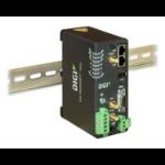 Digi WR31-M82A-DE1-TB wireless router Fast Ethernet 3G 4G Black