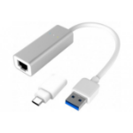 EXC 310750 cable interface/gender adapter USB 3.0 USB Type-C White