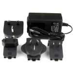 StarTech.com DC Power Adapter Replacement 5V DC Power Adapter - 5 Volts, 3 Amps