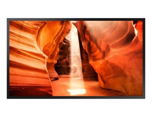 "Samsung OM55N 139.7 cm (55"") LED Full HD Digital signage flat panel Black"