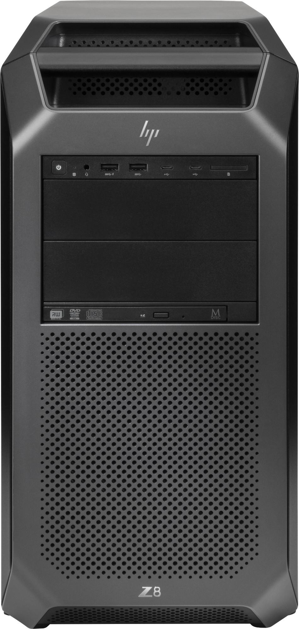 Workstation Z8 Xeon 4108 - 32GB RAM - 1TB - Win10 Pro