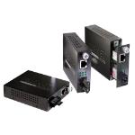 Planet FST-806A20 network media converter 100 Mbit/s 1310 nm Single-mode Black