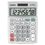 Casio MS-88ECO calculator Desktop Display