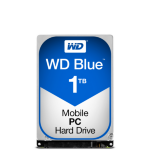 Western Digital Blue PC Mobile HDD 1000GB Serial ATA III internal hard drive