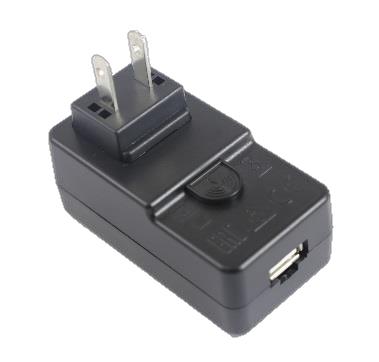 Zebra PWR-WUA5V12W0EU cargador de dispositivo móvil Negro