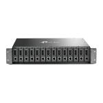TP-LINK TL-MC1400 V3 network equipment chassis 2U