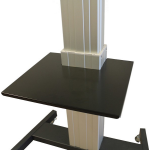 Newstar Laptop Shelf for Floor Stands PLASMA-M2500 & PLASMA-W2500.