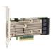 Broadcom MegaRAID 9460-16i controlado RAID PCI Express x8 3.1 12 Gbit/s