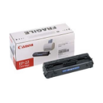 Canon Cartridge EP-22 Original Black