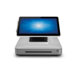 "Elo Touch Solution E347129 All-in-one 2GHz 13.3"" 1920 x 1080pixels Touchscreen Grey, White POS terminal"