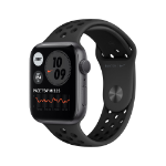 Apple Watch Series 6 Nike OLED Grey GPS (satellite)