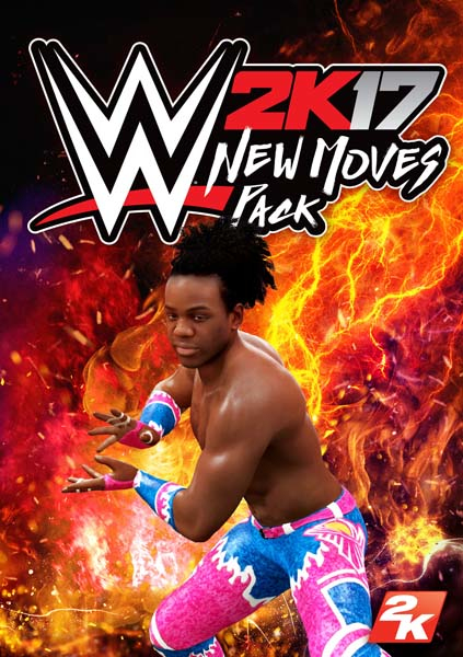 2K WWE 2K17 New Moves Pack PC Video game downloadable content (DLC) Englisch