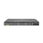 Hewlett Packard Enterprise Aruba 3810M 48G PoE+ 1-slot Switch Managed L3 Gigabit Ethernet (10/100/1000) Power over Ethernet (PoE) 1U Black